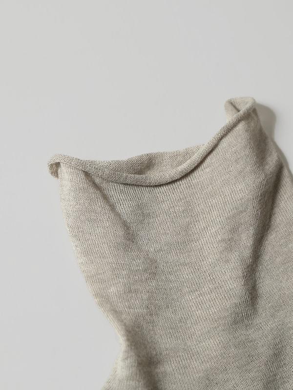 supima cotton relax turtleneck