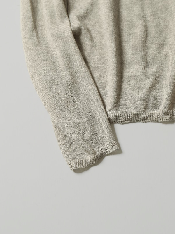 supima cotton relax pullover