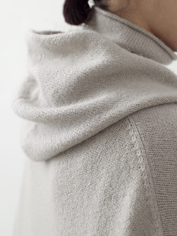 cashmere lily robe