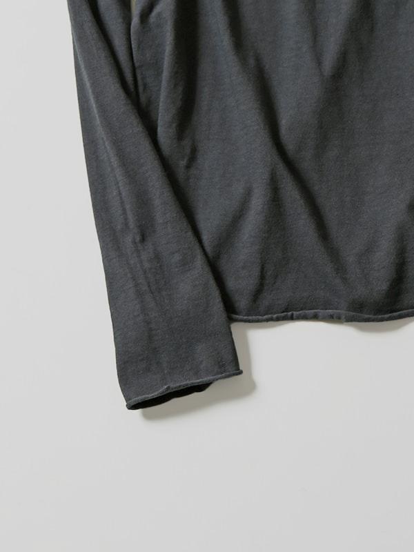 cotton cut&sew pullover