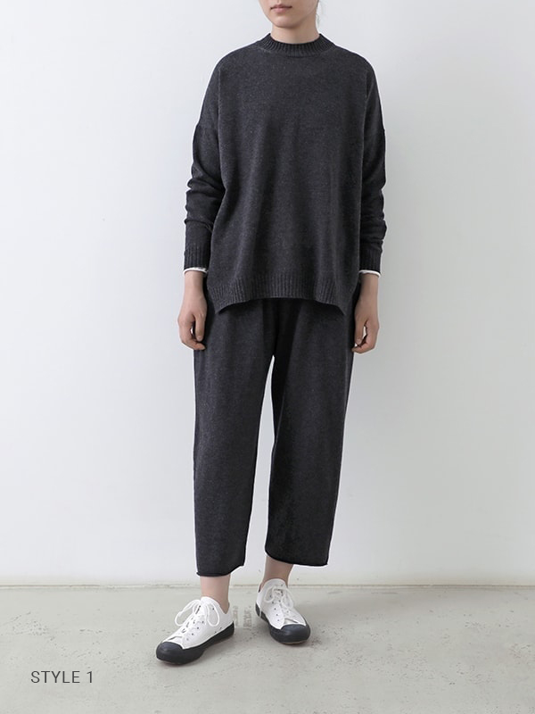wool pullover