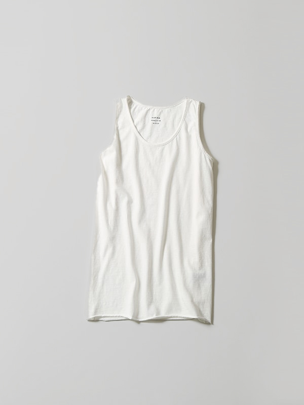 cotton cut & sew sleeveless