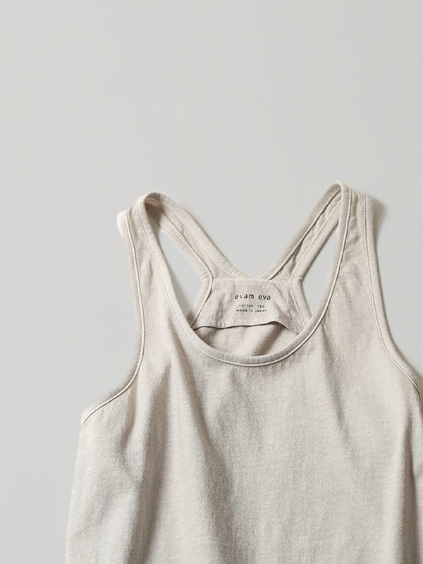 cotton cut&sew camisole