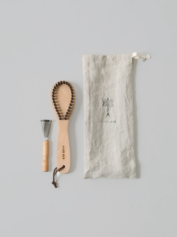knit brush -for pilling removal