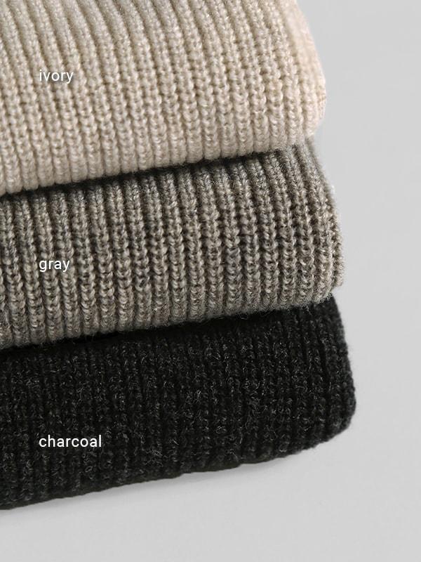 wool aze tunic