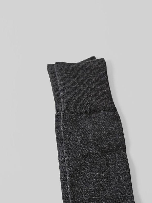 wool high socks