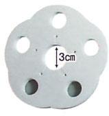 デコバルーン用 プラム単品(Sサイズ 10ヶ1セット)
