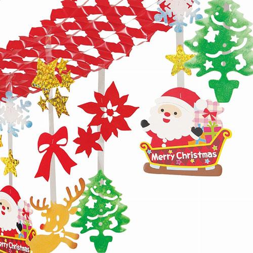 バリュークリスマスプリーツハンガー