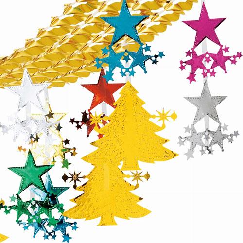 クリスマスツリープリーツハンガー