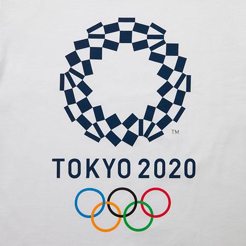 東京2020オリンピックエンブレムTシャツ ベーシック 01