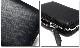 EVERSOUL PLUS SELECT コインケース 小銭入れ コイン入 れ 本革 レザー メンズ ラウンド ファスナー オシャレ 革 カード  ブラック 黒 ギフト イタリア