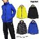 TULTEX レインスーツ ジャケット ブルゾ ン ウインドブレーカー 防水 防 風 レインコート 大きいサイズ L L 3L