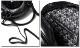 ハンドバッグ レディース ユニセックス メンズ スカル フェイクレザー 2WAY ショルダーバッグ ブラック ロック ゴスロリ ベルト