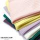 EVERSOUL PLUS SELECT Vネック Tシャツ 半袖 カットソー メンズ 日本製 無地 リブ テレコ シャーベットカラー パステルカラー インナー