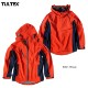 TULTEX マウンテンパーカー メンズ 秋 冬 防風 防水 ブルゾン マウンテンジャケット アウトドア アウター 3L 大きいサイズ レインジャケット