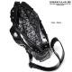 EVERSOUL PLUS SELECT ショルダーバッグ レディース メンズ ユニセックス スカル フェイクレザー ベルト ブラック 黒 ロック ゴスロリ ビジュアル系