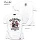 EVERSOUL 殺し屋ジョニー Tシャツ メンズ 半袖 かわいい キャラクター オリジナル ブラック ホワイト ロック