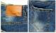 SPACE 9 ショートパンツ デニム メンズ デニムショートパンツ ハーフパンツ 五分丈 5分丈 ブルー ダメージ カモフラ 迷彩 厚手
