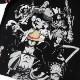 ONEPIECE ワンピース ルフィ Tシャツ サンジ ゾロ ナミ ロビン チョッパー ブルック フランキー ウソップ メンズ グッズ 原宿系