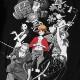 ONEPIECE ワンピース ルフィ Tシャツ サンジ ゾロ ナミ ロビン チョッパー ブルック フランキー ウソップ メンズ アニメ グッズ 原宿系