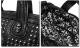 ハンドバッグ スタッズ コンパクト レディース ユニセックス スカル フェイクレザー 2WAY ショルダーバッグ ブラック ロック ゴスロリ ビジュアル系 小さめ