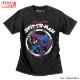 MARVEL マーベル Tシャツ 半袖 スパイダーマン プリント キャラクター アメコミ tシャツ グッズ メンズ 黒 ブラック アベンジャーズ