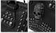 EVERSOUL PLUS SELECT ハンドバッグ レディース メンズ ユニセックス ショルダーバッグ スカル フェイクレザー 2WAY ブラック 黒 ロック ゴスロリ ビジュアル系