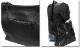 EVERSOUL PLUS SELECT ハンドバッグ トートバッグ レディース メンズ ユニセックス 大きめ 大容量 ショルダーバッグ スカル フェイクレザー 2WAY ブラック 黒