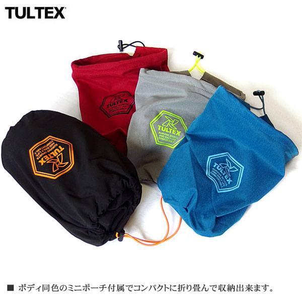 TULTEX ベスト フード付き パーカー メンズ ベストパーカー アウトドア スポーツ ジップアップ ストレッチ ブラック 黒