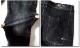 SPACE 9 ジーンズ デニム メンズ ジーパン ボトムス パンツ ウォッシュ ダメージ ストレッチ ストレート 極上 ブラック