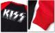 KISS キッス ロンT ラグラン 長袖 Tシャツ メンズ ラグランスリーブ ロック メンバー グッズ ロゴ フェス バンド 衣装 プリント