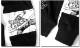 MARVEL マーベル キャプテンアメリカ アメコミ ロンT プリント 長袖 ロングスリーブ Tシャツ グッズ リブ付き ブラック
