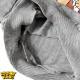 ルーニーテューンズ タズマニアンデビル ロンT スウェット トレーナー 裏毛 メンズ シャツ アメカジ キャラクター 袖 プリント 可愛い アメコミ 杢グレー 原宿系