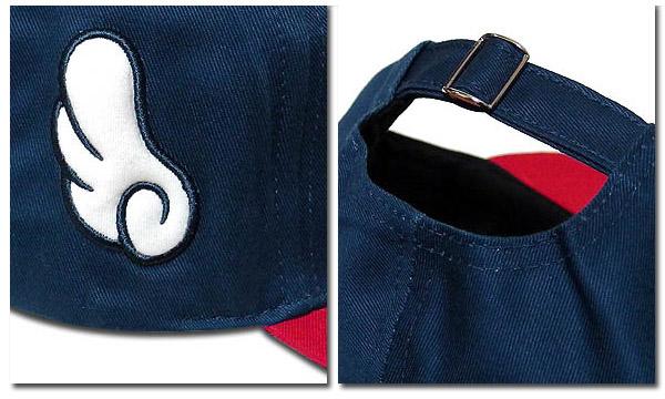 Dr SLUMP ドクタースランプ アラレちゃん あられちゃん 帽子 キャップ ベースボールキャップ 刺繍 ロゴ グッズ コスプレ 原宿系