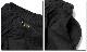EVERSOUL ワイドパンツ メンズ ガウチョパ ンツ バギーパンツ ブラック 黒  スカンツ 綿 コットン タイパン ツ シンプル モード