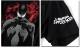 MARVEL マーベル Tシャツ 半袖 スパイダーマン ヴェノム ベノム プリント キャラクター アメコミ tシャツ グッズ メンズ 黒 ブラック