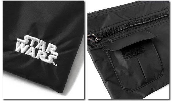 STARWARS サコッシュ バッグ ミニショルダー ポーチ メンズ レディース スターウォーズ グッズ 限定 コンパクト 小さめ