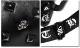 EVERSOUL PLUS SELECT ミニショルダーバッグ ボディバッグ コンパクトショルダー スカル スタッズ かばん バッグ ブラック ビジュアル系 ロック