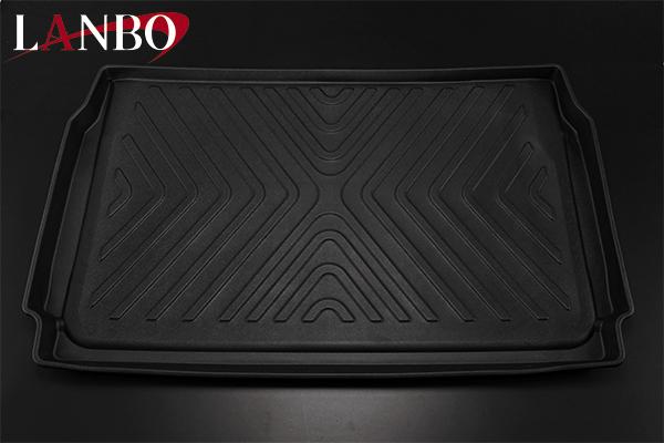 【汚れ防止 アウトドア等にお勧め!/代引不可】LANBO ランボ 3D ラゲッジマット 新型 エブリイ ワゴン DA17W