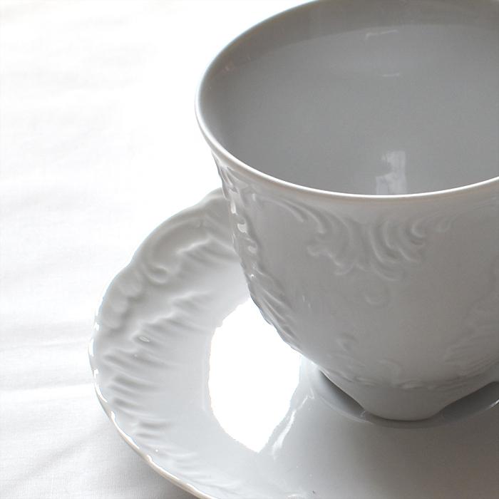 エリサ ロココ ティーカップ&ソーサー