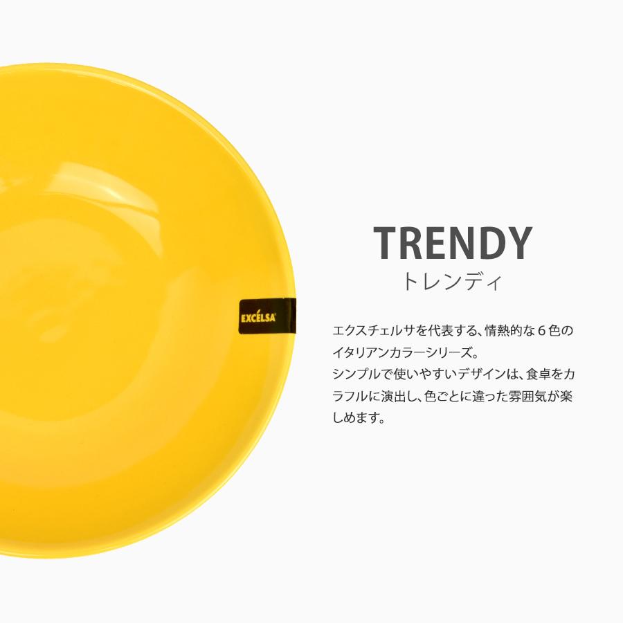 トレンディ スーププレート20cm