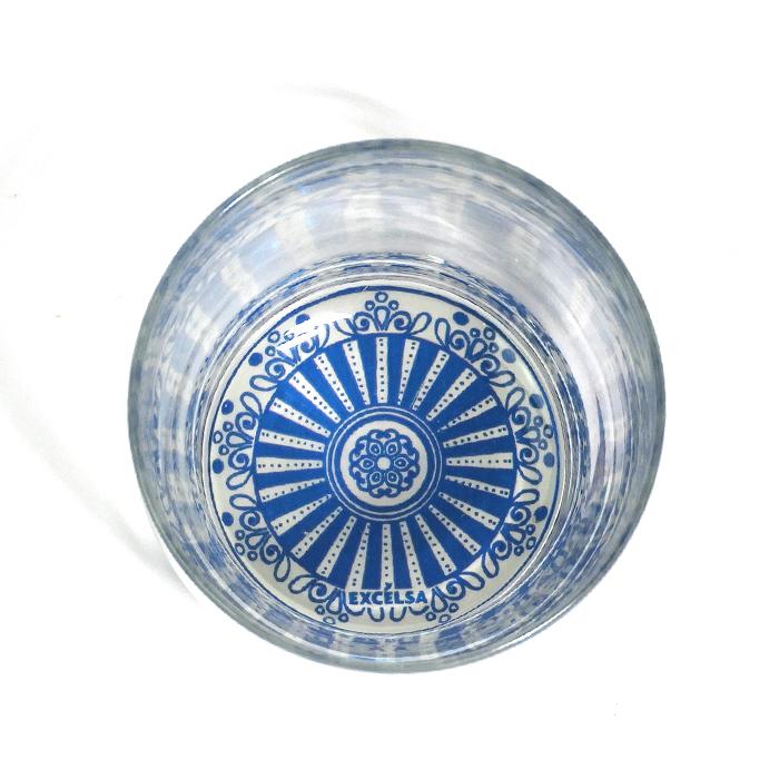 ボヘムブルー ウォーターグラス