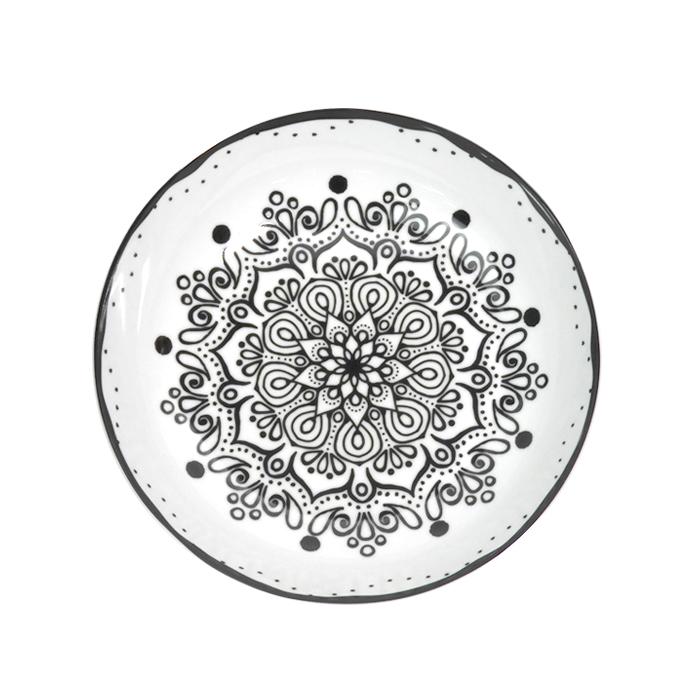 ボヘムノワール スーププレート20cm