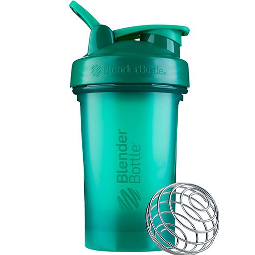 BlenderBottle&reg; Classic V2&#8482;<br>ブレンダーボトルクラシックV2 20oz Full Color/Emerald Green