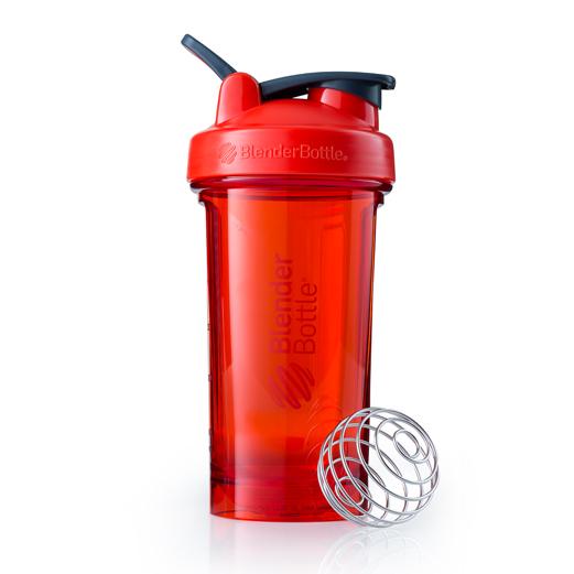 BlenderBottle&reg; Pro Series Tritan&#8482;<br>ブレンダーボトル Pro24 Red