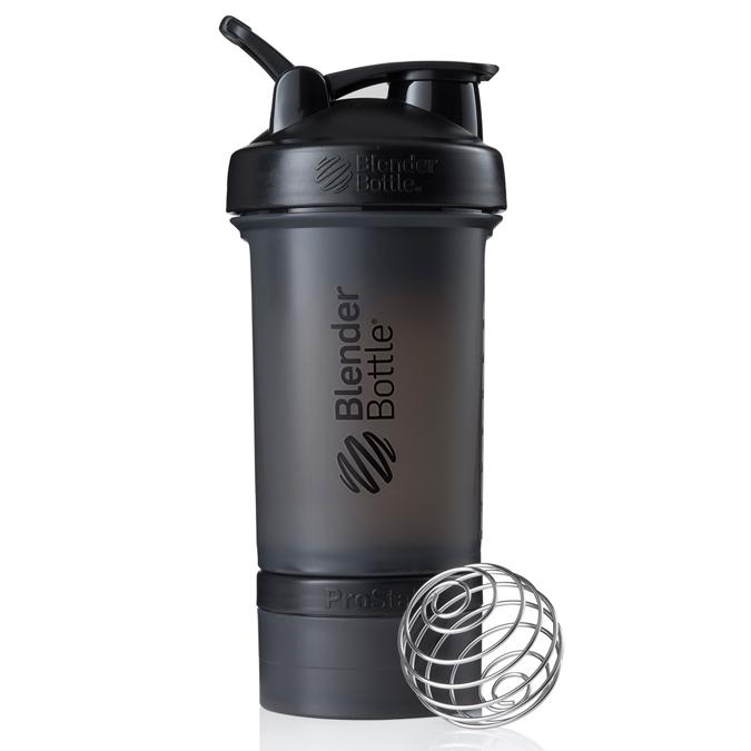 BlenderBottle&reg; ProStak&reg;<br>ブレンダーボトル プロスタック Full Color Black