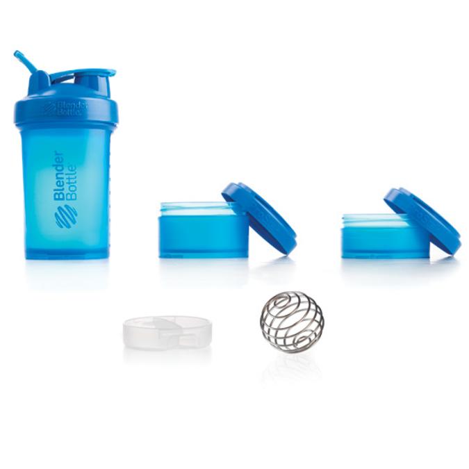 BlenderBottle&reg; ProStak&reg;<br>ブレンダーボトル プロスタック Full Color Coral