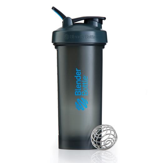 BlenderBottle&reg; Pro45&#8482;<br>ブレンダーボトル Pro45 Full Color Grey/Blue