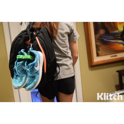 Klitch Sport<br>クリッチスポーツ シューズクリップ BLUE