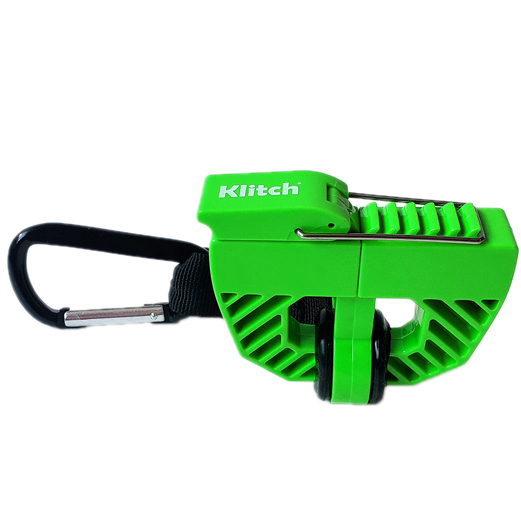 Klitch Sport<br>クリッチスポーツ シューズクリップ GREEN